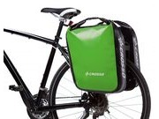 CROSSO Dry 60L Rear (Pair)  Light Green  click to zoom image