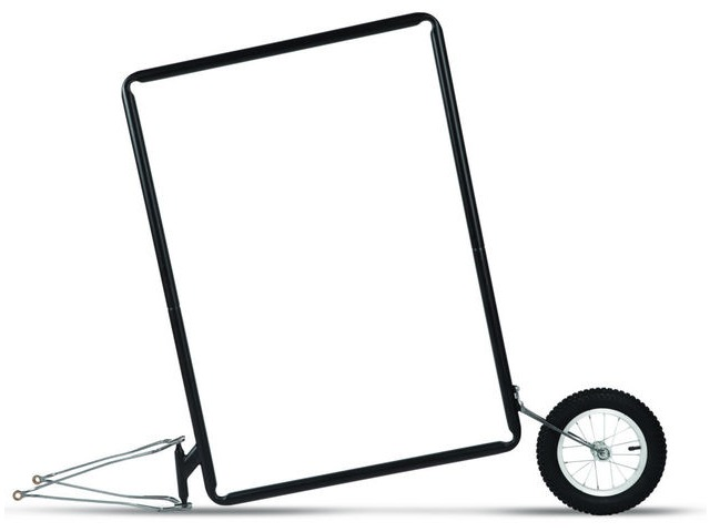 EXTRAWHEEL Mobile Billboard 110 x 80cm click to zoom image