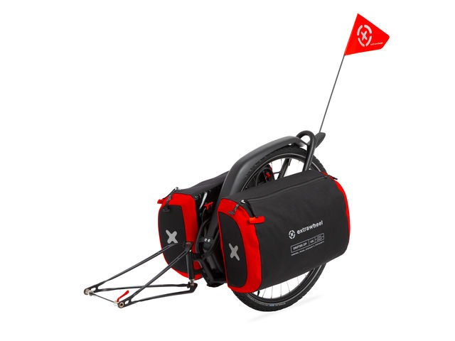 "EXTRAWHEEL Brave 28"" Drifter ZIP Bags 90L click to zoom image"