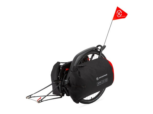"EXTRAWHEEL Brave 28"" Drifter Bags 100L click to zoom image"
