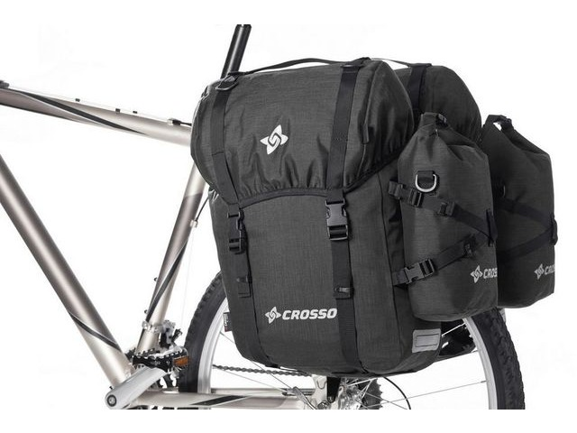 CROSSO Expert 60L Rear (Pair) click to zoom image