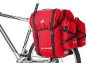 CROSSO Expert 60L Rear (Pair)  Red  click to zoom image