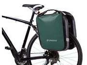 CROSSO Dry 60L Rear (Pair) KlickFix  Olive  click to zoom image
