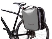 CROSSO Dry 60L Rear (Pair) KlickFix  Silver  click to zoom image