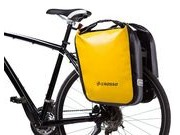 CROSSO Dry 60L Rear (Pair) KlickFix  Yellow  click to zoom image