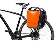 CROSSO Dry 30L Rear (Pair) KlickFix  Orange  click to zoom image
