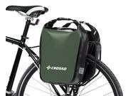 CROSSO Dry 30L Rear (Pair) KlickFix  Olive  click to zoom image
