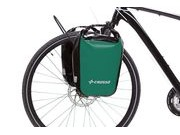 CROSSO Dry 30L Rear (Pair) KlickFix  Green  click to zoom image