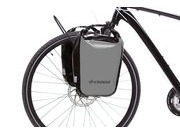 CROSSO Dry 30L Rear (Pair) KlickFix  Silver  click to zoom image
