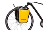 CROSSO Dry 30L Rear (Pair) KlickFix  Yellow  click to zoom image